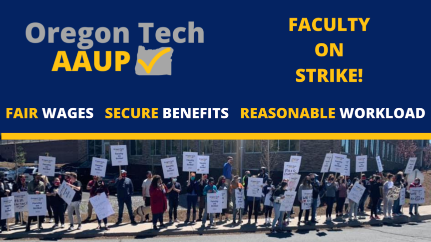 Press Release: Oregon Tech Petition Dismissed; Bargaining Continues